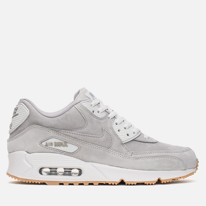Мужские кроссовки Nike Air Max 90 Winter Premium Medium Grey/Neutral Grey