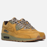 Мужские кроссовки Nike Air Max 90 Winter Premium Wheat Pack Bronze/Baroque Brown фото- 1