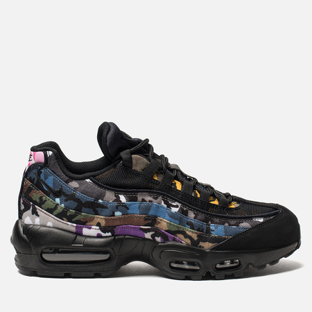 Мужские кроссовки Nike Air Max 95 ERDL Party Black/Multicolor