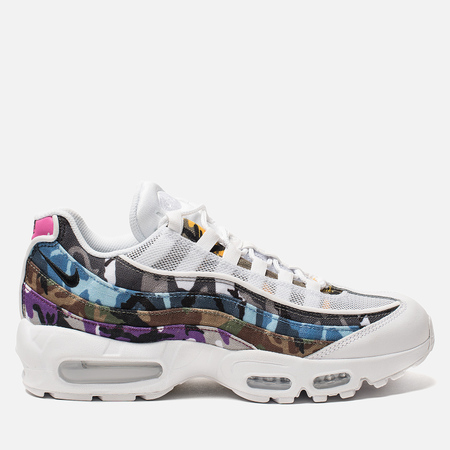 Мужские кроссовки Nike Air Max 95 ERDL Party White/Multicolor