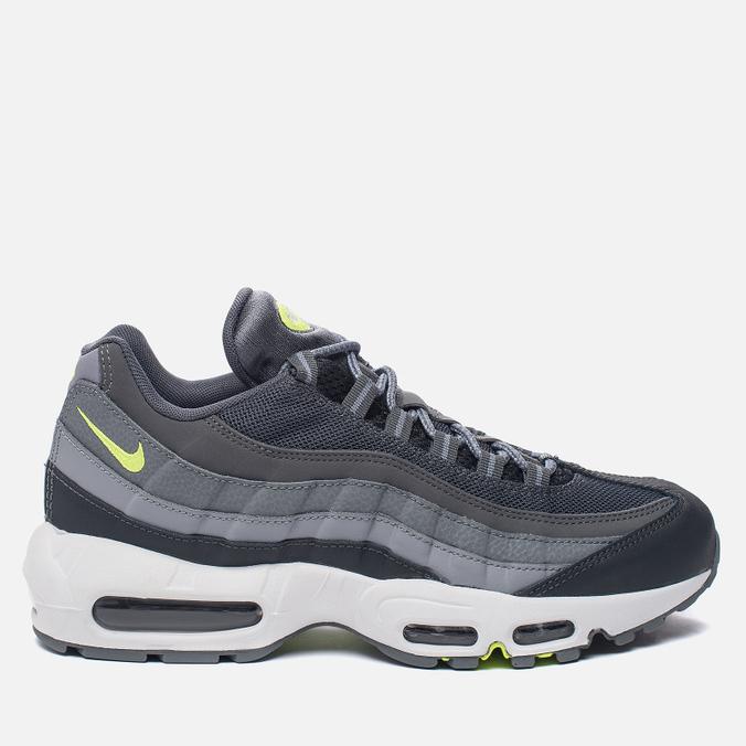 Мужские кроссовки Nike Air Max 95 Essential Anthracite/Anthracite/Dark Grey/Volt