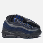 Мужские кроссовки Nike Air Max 95 Essential Anthracite/Binary Blue/Cool Grey/Paramount Blue фото- 1