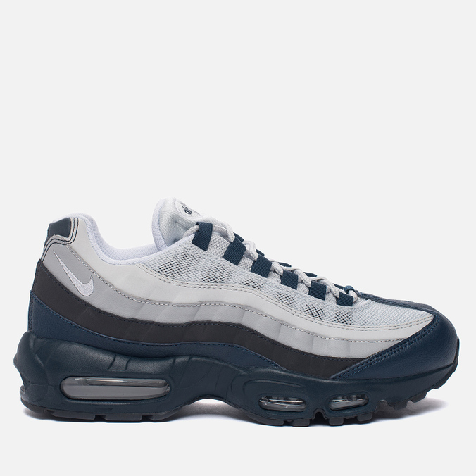 Мужские кроссовки Nike Air Max 95 Essential Armoury Navy/Anthracite/Wolf Grey/White