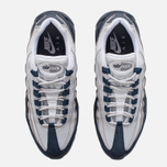 Мужские кроссовки Nike Air Max 95 Essential Armoury Navy/Anthracite/Wolf Grey/White фото- 4
