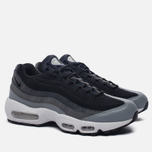 Мужские кроссовки Nike Air Max 95 Essential Black/Anthracite/Dark Grey/Black фото- 1