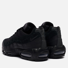 Мужские кроссовки Nike Air Max 95 Essential Black/Black/Anthracite/White фото- 0