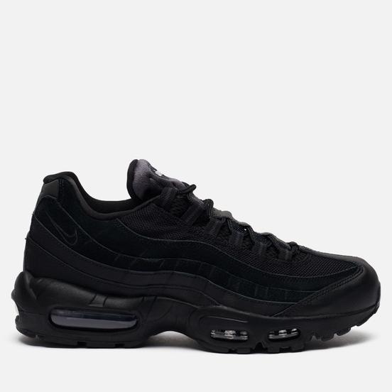 Мужские кроссовки Nike Air Max 95 Essential Black/Black/Anthracite/White