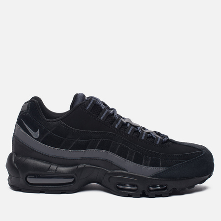 Мужские кроссовки Nike Air Max 95 Essential Black/Dark Grey/Black