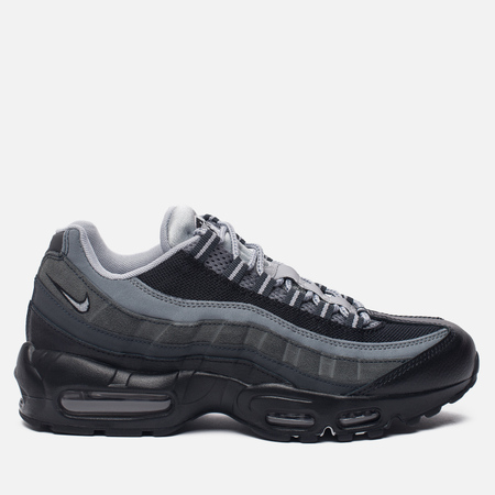 Мужские кроссовки Nike Air Max 95 Essential Black/Wolf Grey/Anthracite