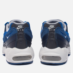 Мужские кроссовки Nike Air Max 95 Essential Dark Obsidian/Hyper Cobalt/Coastal Blue/Wolf Grey фото- 3