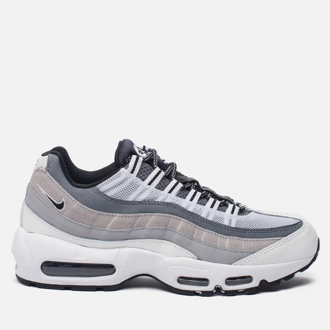 Мужские кроссовки Nike Air Max 95 Essential White/Black/Wolf Grey