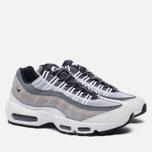 Мужские кроссовки Nike Air Max 95 Essential White/Black/Wolf Grey фото- 2
