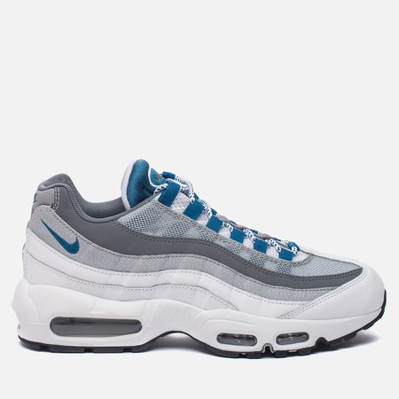 Мужские кроссовки Nike Air Max 95 Essential White/Blue