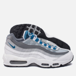 Мужские кроссовки Nike Air Max 95 Essential White/Blue фото- 2