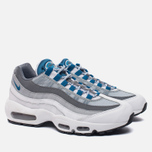 Мужские кроссовки Nike Air Max 95 Essential White/Blue фото- 1