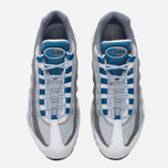 Мужские кроссовки Nike Air Max 95 Essential White/Blue фото- 4