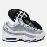 Мужские кроссовки Nike Air Max 95 Essential White/Pure Platinum/Hyper Cobalt фото- 2