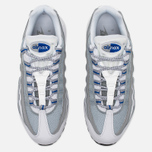 Мужские кроссовки Nike Air Max 95 Essential White/Pure Platinum/Hyper Cobalt фото- 4