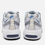 Мужские кроссовки Nike Air Max 95 Essential White/Pure Platinum/Hyper Cobalt фото- 5