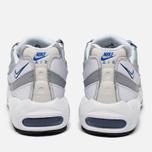 Nike Air Max 95 Essential Men's Sneakers White/Pure Platinum/Hyper Cobalt photo- 5