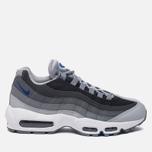 Мужские кроссовки Nike Air Max 95 Essential Wolf Grey/Black/Dark Grey/Game Royal фото- 0