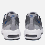 Мужские кроссовки Nike Air Max 95 Essential Wolf Grey/Black/Dark Grey/Game Royal фото- 3
