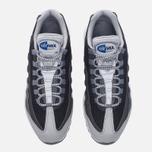 Мужские кроссовки Nike Air Max 95 Essential Wolf Grey/Black/Dark Grey/Game Royal фото- 4