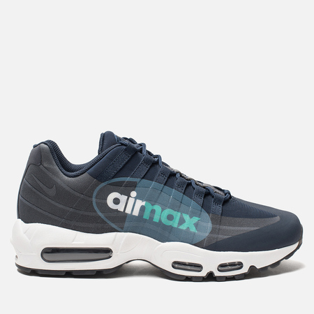 Мужские кроссовки Nike Air Max 95 NS GPX Obsidian/White/New Slate