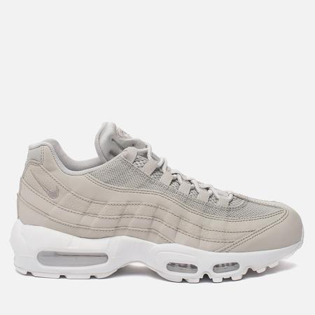 Мужские кроссовки Nike Air Max 95 Pale Grey/Summit White/Pale Grey