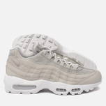 Мужские кроссовки Nike Air Max 95 Pale Grey/Summit White/Pale Grey фото- 1