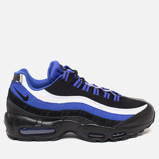 Мужские кроссовки Nike Air Max 95 Essential Persian Violet/Black/White