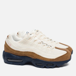 Мужские кроссовки Nike Air Max 95 Premium Ale Brown/Midnight Navy/Sail/Pearl Pink фото- 1