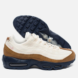 Мужские кроссовки Nike Air Max 95 Premium Ale Brown/Midnight Navy/Sail/Pearl Pink фото- 2