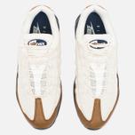Nike Air Max 95 Premium Ale Men's Sneakers Brown/Midnight Navy/Sail/Pearl Pink photo- 3
