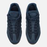Мужские кроссовки Nike Air Max 95 Premium Armory Navy/Armory Navy/Blue Fox фото- 4