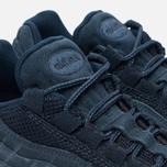 Мужские кроссовки Nike Air Max 95 Premium Armory Navy/Armory Navy/Blue Fox фото- 5