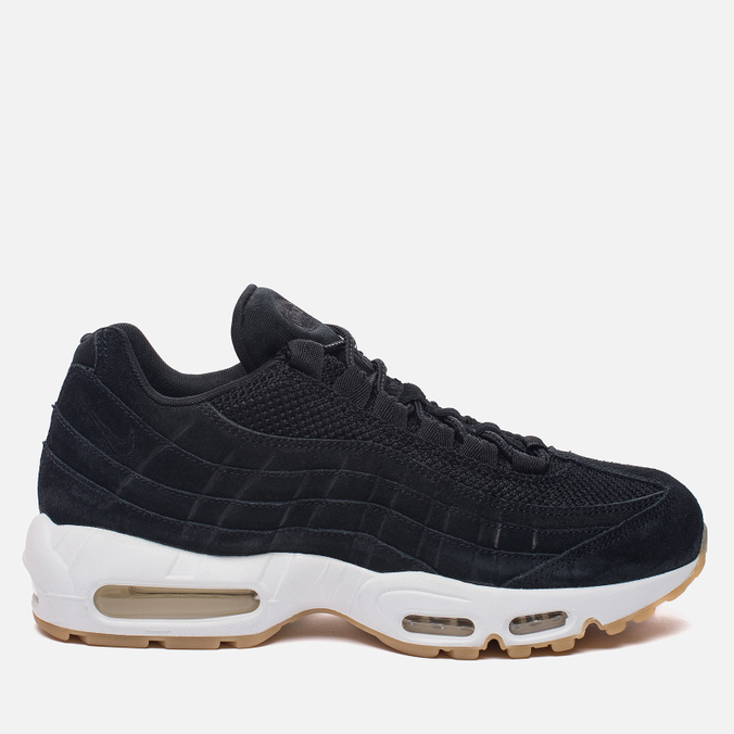 Мужские кроссовки Nike Air Max 95 Premium Black/Muslin/White/Black