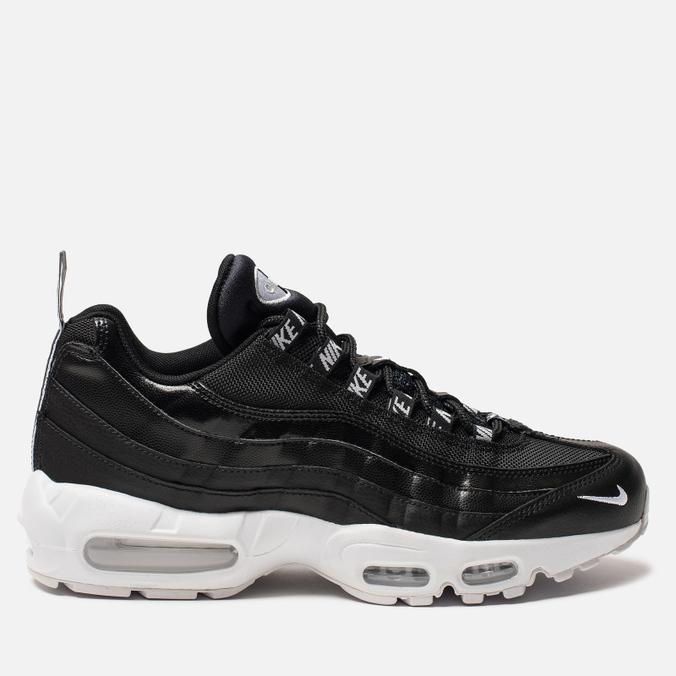 Мужские кроссовки Nike Air Max 95 Premium Black/White/Black