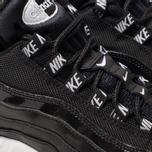 Мужские кроссовки Nike Air Max 95 Premium Black/White/Black фото- 6