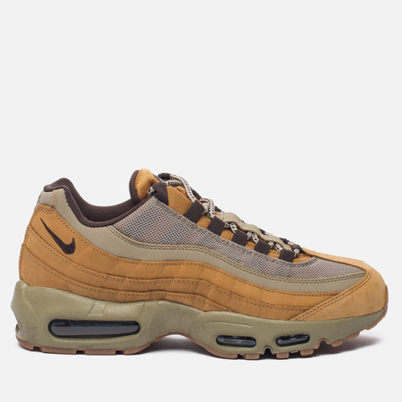 Мужские кроссовки Nike Air Max 95 Premium Bronze/Baroque Brown/Bamboo