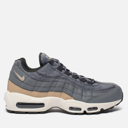 Мужские кроссовки Nike Air Max 95 Premium Cool Grey/Mushroom/Deep Pewter/Wolf Grey