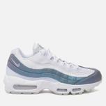 Мужские кроссовки Nike Air Max 95 Premium Glacier Blue/Palest Purple/White/Stealth фото- 0