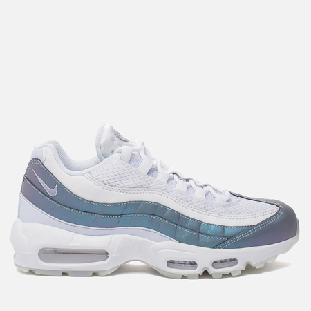 Мужские кроссовки Nike Air Max 95 Premium Glacier Blue/Palest Purple/White/Stealth
