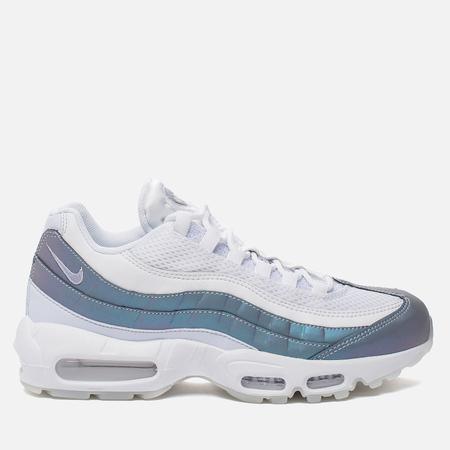 Мужские кроссовки Nike Air Max 95 Premium Glacier Blue/Palest Purple/White/Stealth