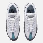 Мужские кроссовки Nike Air Max 95 Premium Glacier Blue/Palest Purple/White/Stealth фото- 4