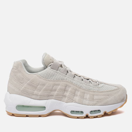 Мужские кроссовки Nike Air Max 95 Premium Light Bone/Light Bone/Barely Green/White
