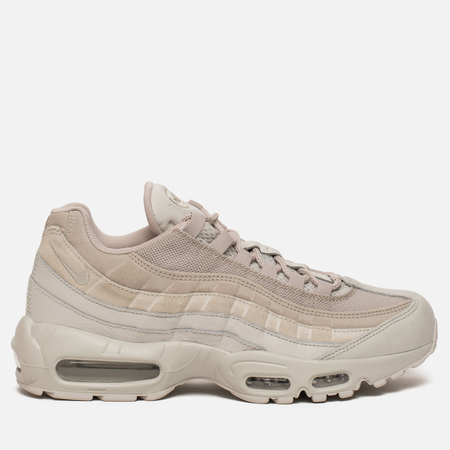 Мужские кроссовки Nike Air Max 95 Premium Light Bone/Light Bone/String