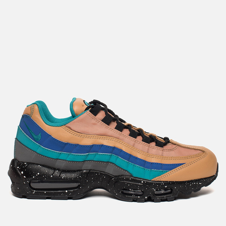 Мужские кроссовки Nike Air Max 95 Premium Praline/Turbo Green/Cool Grey