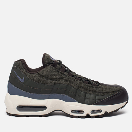 Мужские кроссовки Nike Air Max 95 Premium Sequoia/Light Carbon