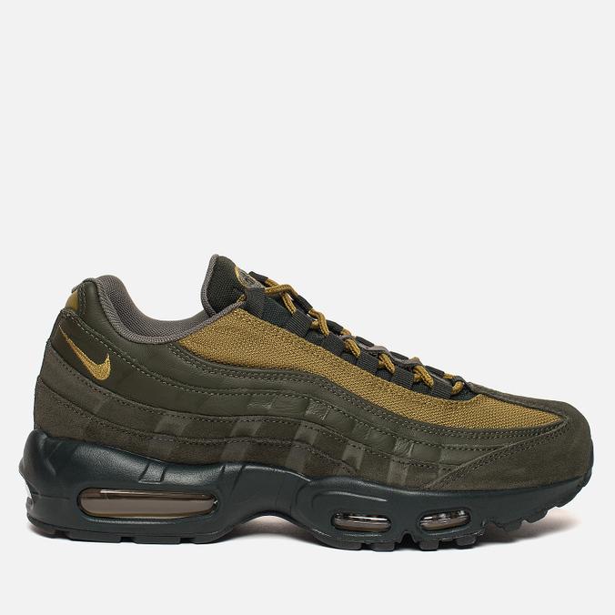 Мужские кроссовки Nike Air Max 95 Premium Sequoia/Desert Moss